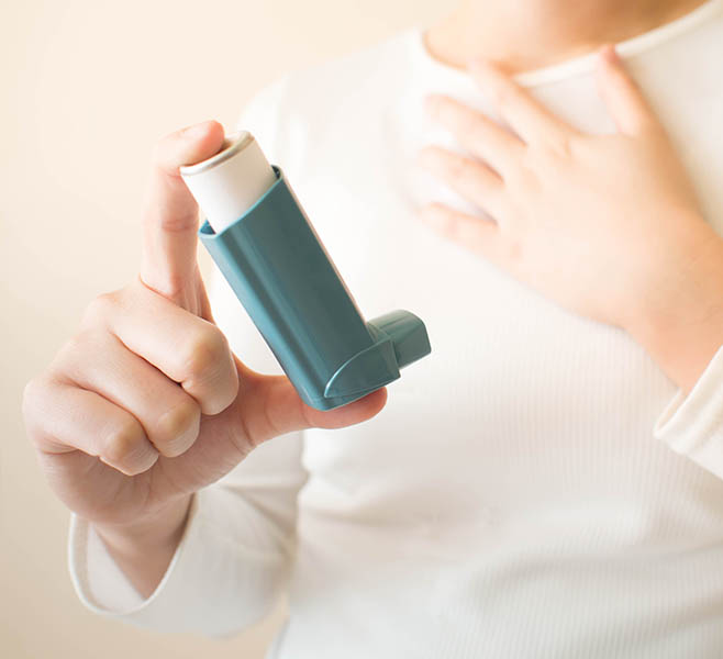 Asthma - Acupuncture